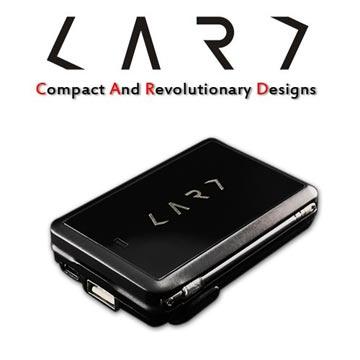 CARD Light CL2 多功能行動照明電源 (黑)