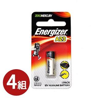 Energizer 勁量 A23 12V電池-4入
