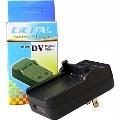 FOR SANYO DB-L20 電池快速充電器(適國際電壓)