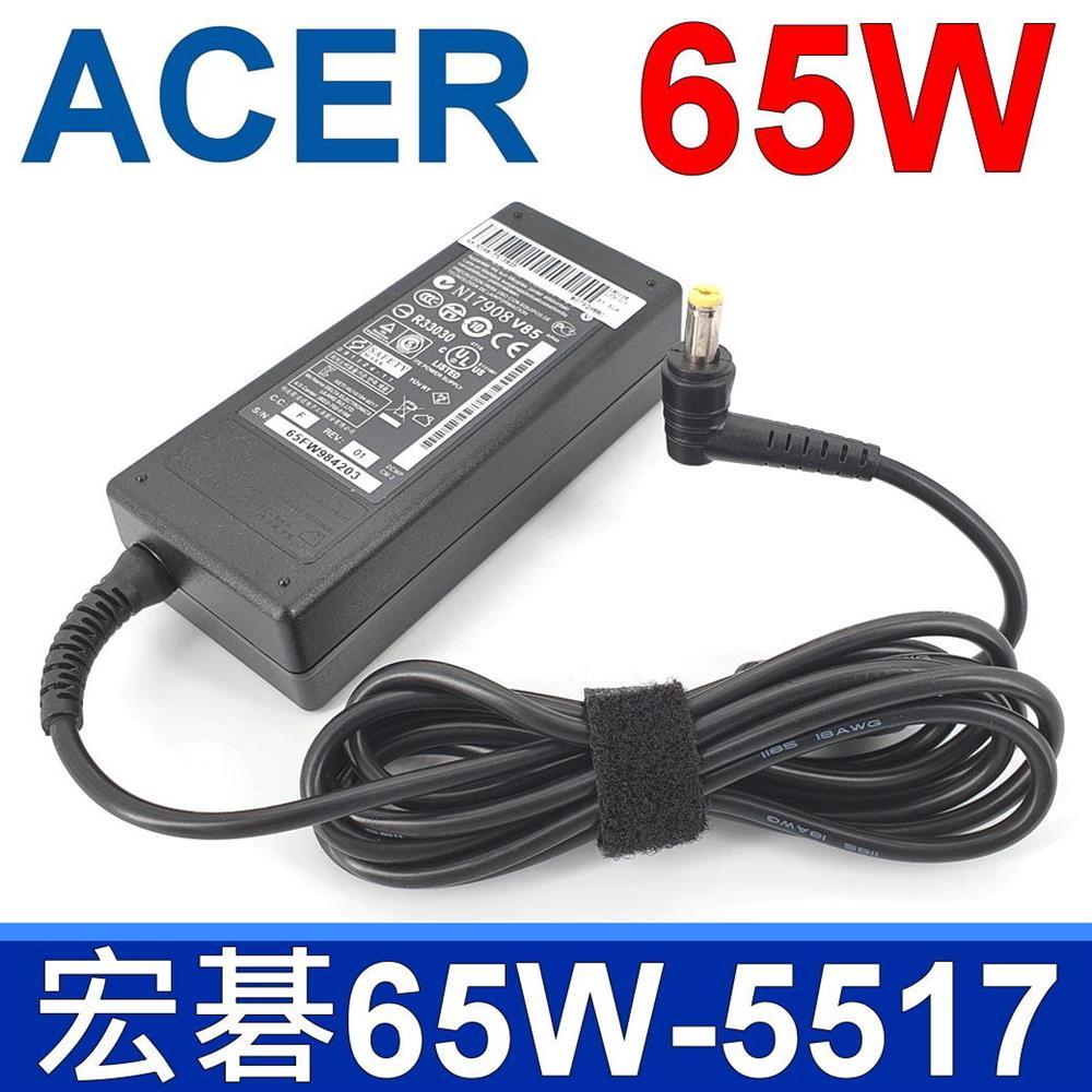 宏碁 ACER 變壓器 19V 3.42A 65W Ferrari  1000 1003 1004 1005 1100 1200 3000