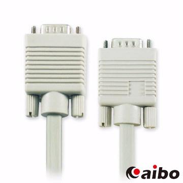 aibo VGA 15pin公 對 15pin公 2919 螢幕訊號傳輸線 - 1.5M