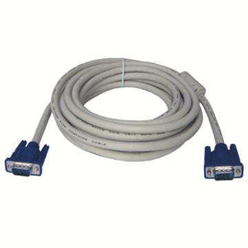 FirstcomVGA連接線(15pin公-公) 3M