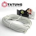 TATUNG 電話變換延長線(10M)TBAV-C118