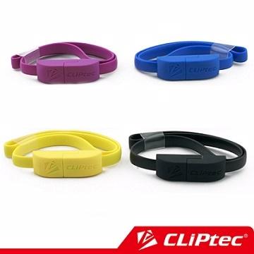 CLiPtec手圈式USB2.0轉MicroUSB連接線
