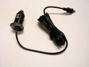 台製MICRO USB車充5V1.2A
