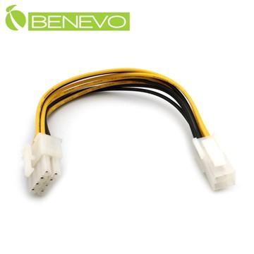 BENEVO主機板4PIN轉8PIN電源轉接短線 (BP4P28P)