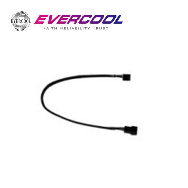 EVERCOOL PWM風扇電源延長線