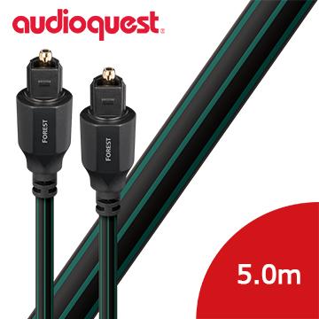 美國線聖 Audioquest Optical Forest F to F 5.0M光纖線