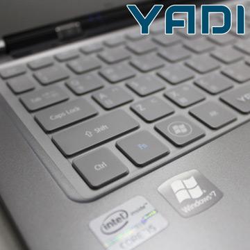 Apple YADI 抗菌超透明鍵盤保護膜