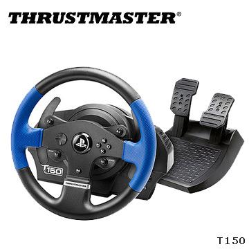 THRUSTMASTER T150 力回饋方向盤