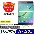 EyeScreen Samsung Tab S2 9.7 (WiFi/LTE) Everdry AGC 防爆強化玻璃 螢幕保護貼