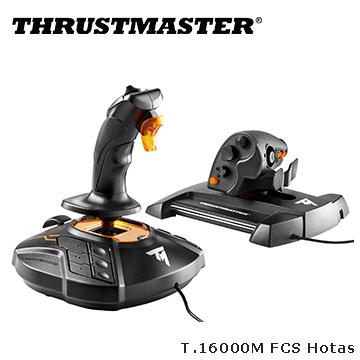 THRUSTMASTER T.16000M FCS Hotas飛行搖桿