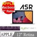 EyeScreen Macbook 12 Retina 靜電式低反射護眼抗污 螢幕保護貼