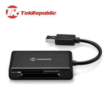 TekRepublic TUC-310 USB 3.0 外接式多合一高速讀卡機