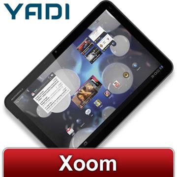 MOTOROLA XOOM 10吋 - YADI 水之鏡AG保護貼