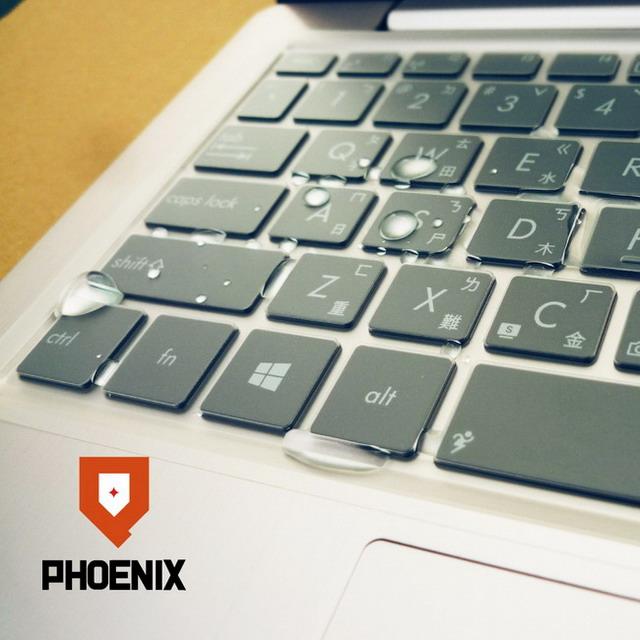 『PHOENIX』Acer V13 V3-372 專用 超透光TPU鍵盤保護膜