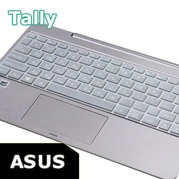 ASUS R104HA T101HA T102HA T100 T100chi T100HA 奈米銀TPU鍵盤膜+贈通用型扶手貼