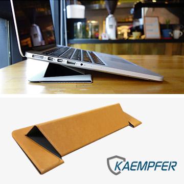 [Kaempfer] 超輕薄攜帶式通用型支架 (薑黃)