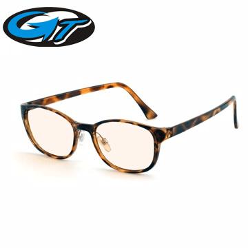 GOT抗藍光眼鏡-來自星星的你-都教授款-玳瑁色