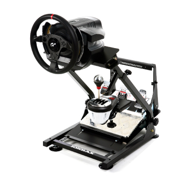 IONRAX RS1 賽車遊戲方向盤支架最強悍的擴充功能,10多種升級選購配備