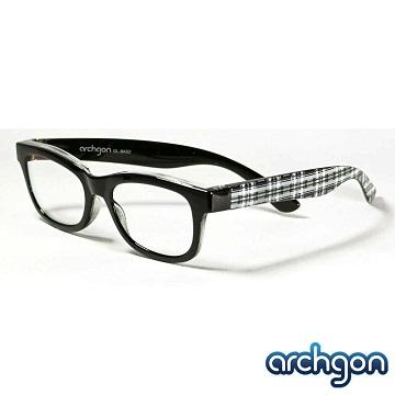 archgon亞齊慷 俏皮可愛風-俏皮黑 濾藍光眼鏡[兒童款] (GL-BK02-K).