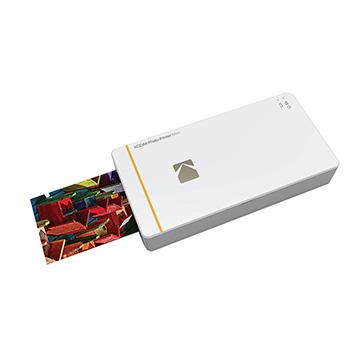 柯達相印機★手機即拍即印KODAK 柯達 PM-210 口袋型相印機(公司貨)-白色