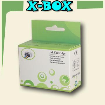 【XBOX】for HP CC640WA NO.60XL  墨水匣 高容量(黑色)