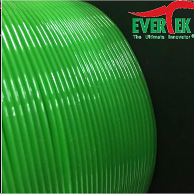 宏遠Ever 3D列印軟性線材 TPU 1.75mm 500g(綠)