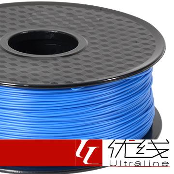 【優線Ultraline】 PC 藍色 3D列印線材 1.75mm 1kg