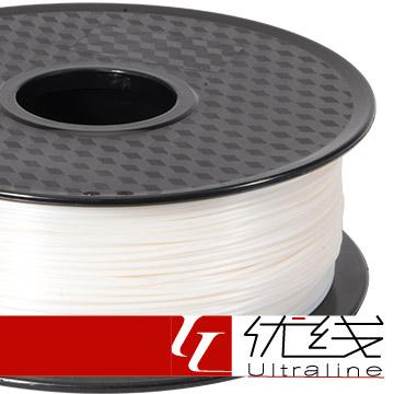 【優線Ultraline】 PC 白色 3D列印線材 1.75mm 1kg