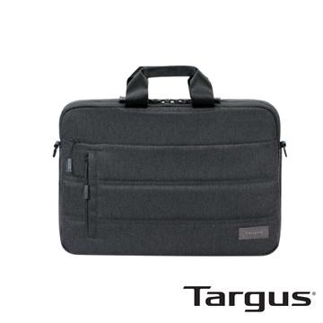 Targus Groove X Slimcase 13 吋躍動電腦側背包 - 時尚黑