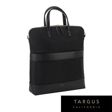 Targus Newport 15 吋雙用手提肩背包-尊爵黑