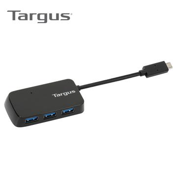 最新一代快速USB-CTargus USB-C 4-Port Hub (ACH224AP)