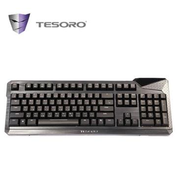 TESORO鐵修羅 杜蘭朵機械式鍵盤(青軸-中文版)