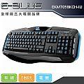 E-3lue E-Blue 宜博 AUROZA三段變速/類機械式/英文電競鍵盤