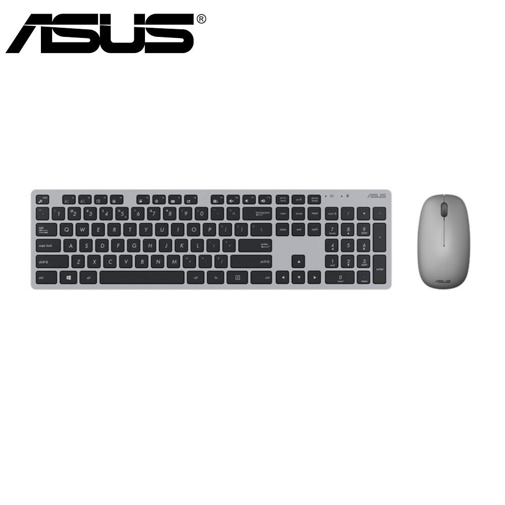 ASUS 原廠 W5000 輕薄無線鍵盤滑鼠組