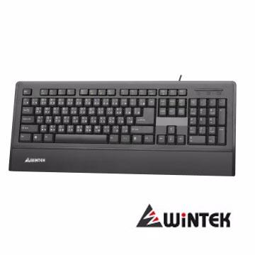 WiNTEK 文鎧 WK930 太空船超薄多媒體鍵盤