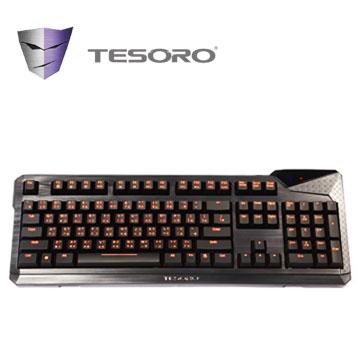TESORO鐵修羅 杜蘭朵終極版V2 機械式鍵盤-青軸中文