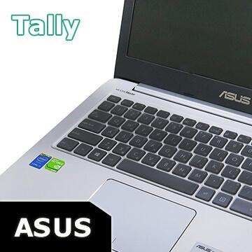 ASUS X456 E403 L402 X402 X450 K450 S451 X452 X451 T300L X455 K455 E450L R409J K401 E402M X441 奈米銀TPU鍵盤膜+贈通用型扶手貼