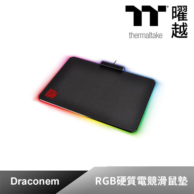Ttesports 聖龍鱗RGB全彩電競滑鼠墊(MP-DCM-RGBHMS-01)