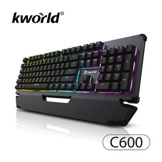 KWorld 廣寰機械光軸鍵盤 C600