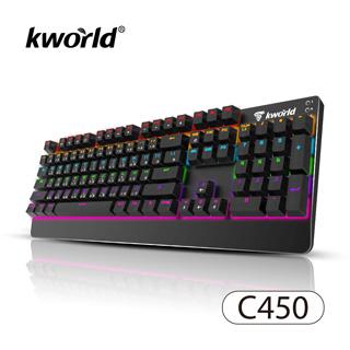 KWorld 廣寰電競機械鍵盤 星戰傳說版 C450