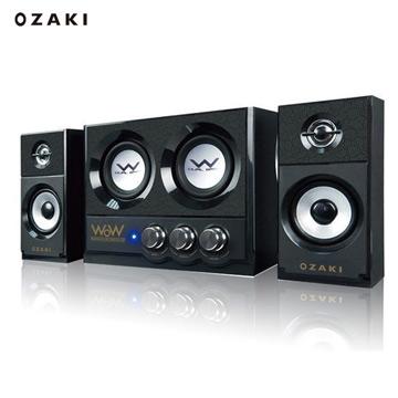 OZAKI WoW 雙出力重低音25W玩樂機 WR325