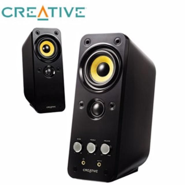 原價$3490↘活動限時降CREATIVE GigaWorks T20II 兩件式喇叭