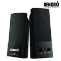 DENGEKI電擊多媒體USB喇叭(SK-669BK)