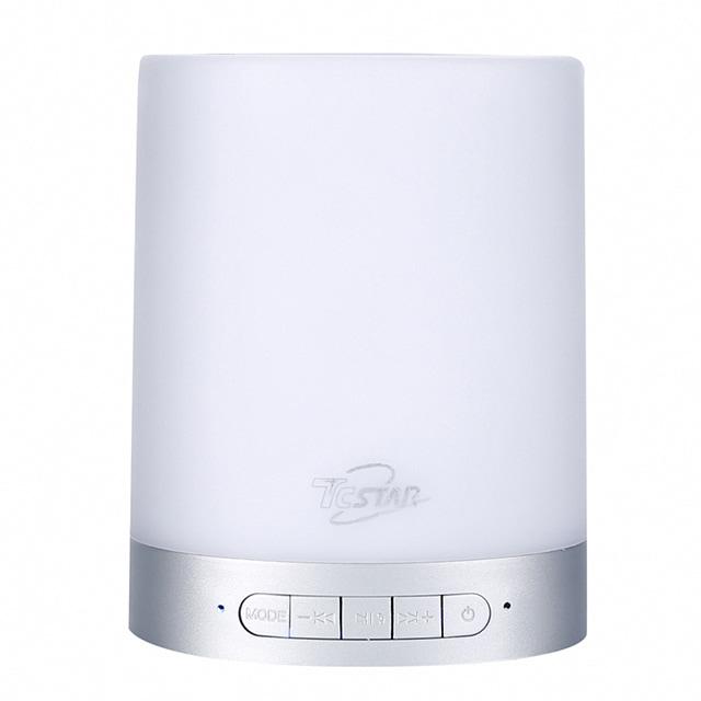 TCSTAR 插卡觸控式露營燈多功能藍牙喇叭