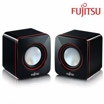FUJITSU富士通USB電源多媒體喇叭(PS-110)