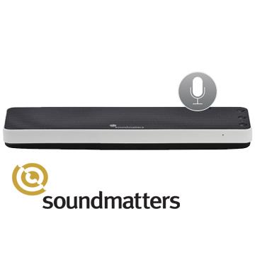 ★新品上市★   soundmatters foxL Dash 7 藍牙喇叭Siri版 純淨白