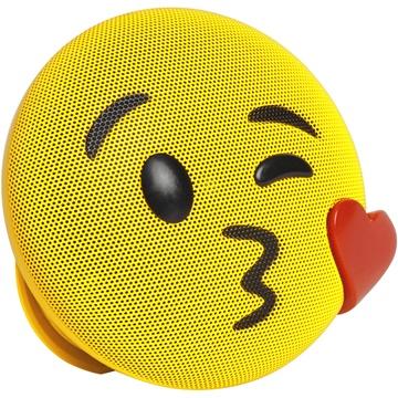 Jamoji 無線藍牙喇叭-KISS為平淡無奇的生活增添驚喜樂趣