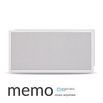 Nexum memo 無線口袋音響 (WiFi+藍牙雙模式) - 白